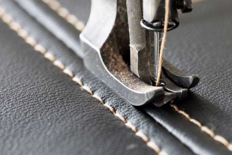 Quelle machine à coudre choisir pour le cuir ?